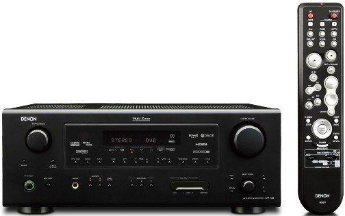 Denon AVR-788 Refurbished Audio/Video Surround Home Theater Receiver