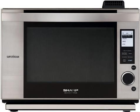 Oven with 1.1 cu. ft. Convection Steam Oven, 700 Watts Microwave ...