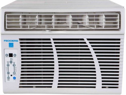 fedders az6r10f2a window air conditioner 10 000 btus cooling 450 square feet cooling area 9 8. Black Bedroom Furniture Sets. Home Design Ideas