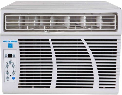 Fedders azey12f7a heat cool window air conditioner 12000 for 12000 btu window ac with heat