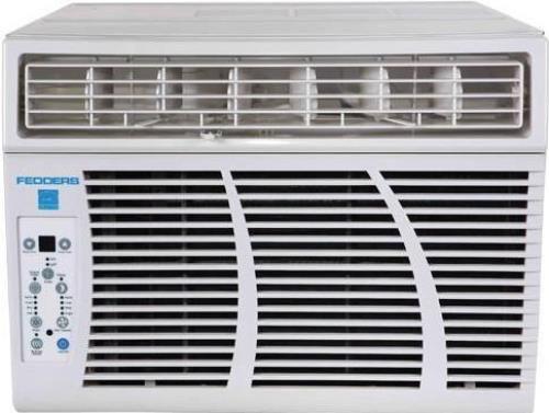 Fedders azey12f7b heat cool window air conditioner 12000 for 110 volt window air conditioner