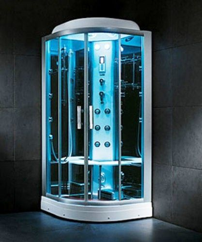 Royal SSWW B601 Steam Shower Unit, ETL Approved, Computer