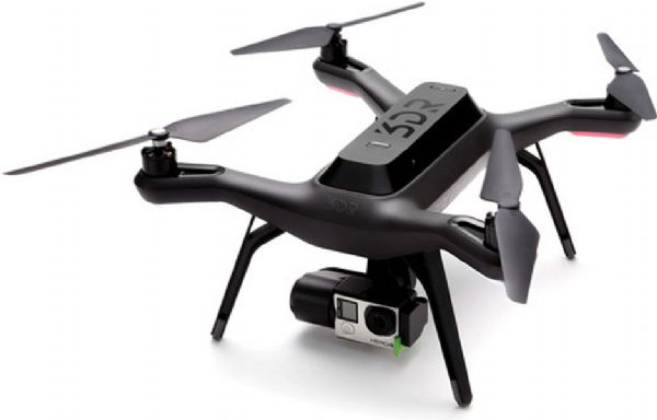 3DR BB11A Solo Quadcopter with 3-Axis Gimbal for GoPro HERO3+/HERO4, Capture aerial Photos/Video with a GoPro, Linear tracking with cablecam mode, Tracks your mobile device, HDMI output on transmitter, Android and iOS mobile apps, Return home and Safety Net modes, One-Button flying/Pause button, Operate GoPro through app, Solo 3-Axis gimbal included, UPC 851332006112 (3DRBB11A 3DR BB11A BB 11 A BB 11A BB11 A 3DR-BB11A BB-11-A BB-11A BB11-A)