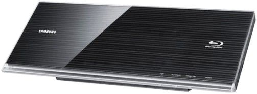 Samsung BD C7500 Wall Mountable Blu Ray Disc Player, 2 Channel Audio