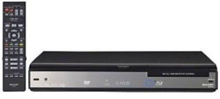 Sharp Bdhp20u Vpk Blu Ray Disc Player Cd R Cd Rw Dvd R Dvdrw