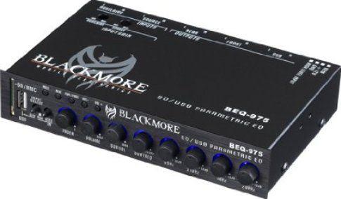 Blackmore Beq 975 Seven Band Parametric Car Audio Equalizer Usb Sd 4