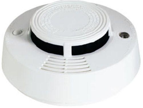 bolide technology group bl1118c wireless smoke alarm hidden camera 1 4 inch. Black Bedroom Furniture Sets. Home Design Ideas
