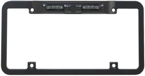 BOYO VTL300CIR License Plate Frame Backup Camera w/Built-In Night ...