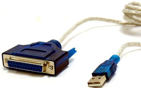 Laptop Printer Cable Printer 5ft Cable