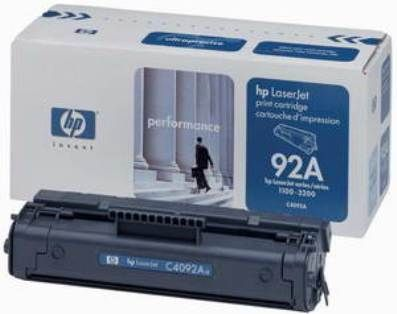 Supply Spot offers3 Pack Compatible HP C4092A Black Toner For HP LaserJet 1100 3200 Printers