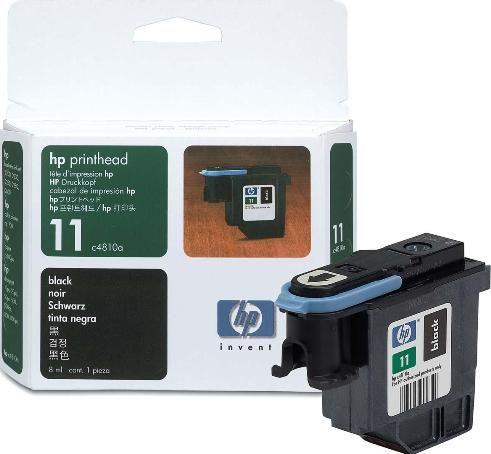 Inkjet Schwarz Druckkopf Hp11//C4810a Original OEM hp Hewlett Packard Designjet