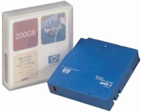 Lto Tape Drive. HP C7971A LTO 1 (Linear Tape