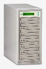 Condre C852 CD Tracer Tower, Standalone, Eight 52X Writers (C-852, C 852, CONC852, CON-C852)