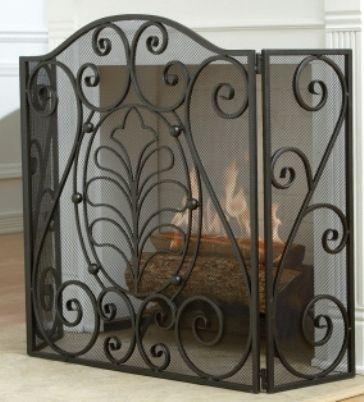 black iron fireplace screen. Stunning Black Iron Fireplace Screen Contemporary  Best idea home