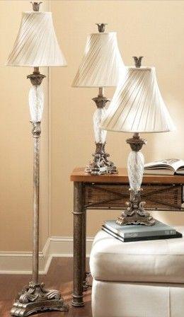 Floor lamps way bulb