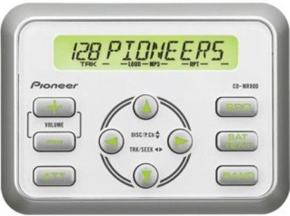 Pioneer hard wired remote control
