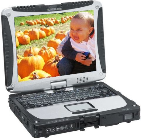 Panasonic CF-19RJRC62M Toughbook Notebook, 10 4