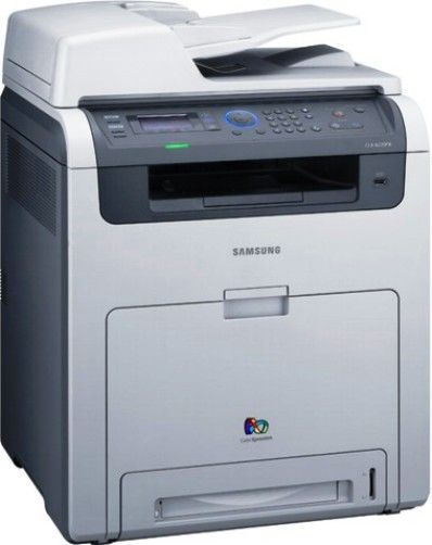 samsung clx 6220fx refurbished color multifunction printer 4 lines x 16 characters lcd display. Black Bedroom Furniture Sets. Home Design Ideas
