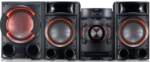 LG CM8430 Mini system, Stereo Sound Output Mode, CD/MP3 player