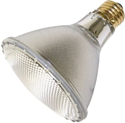 Eiko CMP20/PAR30LN/FL model 07174 Metal Halide Light Bulb, 20 Watts, 4.92/125 MOL in/mm, 9000 Average Life, PAR 30LN Bulb, E26 Medium Screw Base, 3000 Color Tempertaure degrees of Kelvin, 4000 Approx Initial Max Beam CP, 30 Beam Angle, M156/O ANSI Ballast, 85+ CRI, Universal Burning Position, 1200 Approx Initial Lumens, 900 Approx Mean Lumens, Open Fixt Requirement, UPC 031293071743 (07174 CMP20PAR30LNFL CMP20/PAR30LN/FL CMP20 PAR30LN FL EIKO07174 EIKO-07174 EIKO 07174)