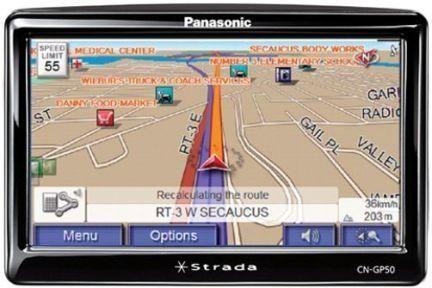 Panasonic Strada Cn Dv155 Manual