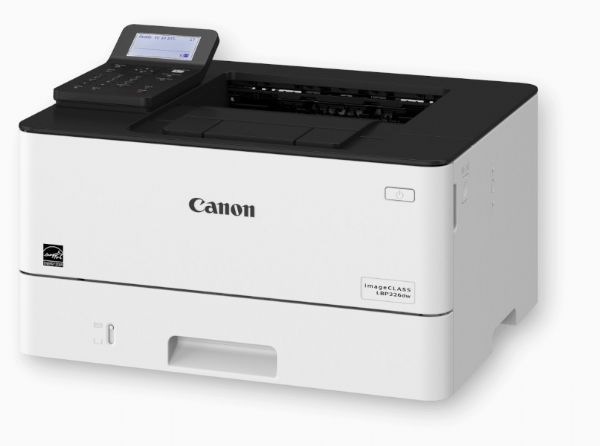 Canon CNM3516C005 Model imageCLASS LBP226dw Wireless Laser Printer; Print up to 40 pages-per-minute with a quick first print of less than 6 seconds (letter); WiFi Direct Connection enables easy connection to mobile devices without a router; High capacity toner option; Dimensions 14.43