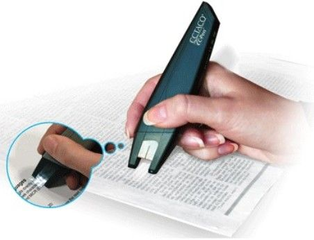 Ectaco C Pen 30 Scanner Scanning Speed Up To 15 Cm S Character Size 5 22 Points OCR Optical Recognition With Support For Latin