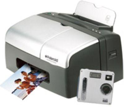 55e07c382e Polaroid CPM-300 Refurbished 3.2 Megapixel Digital Camera and 4