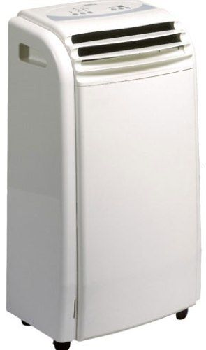 Haier CPR10XC6 Portable Air Conditioner 10000 BTU Cooling 10000