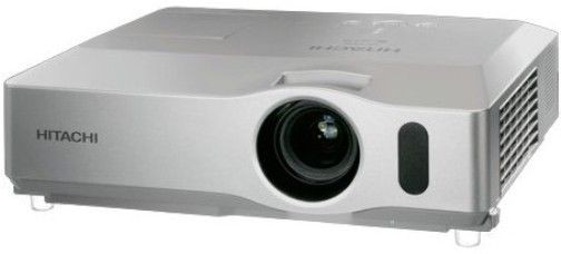 Hitachi CP-X308 Multi Purpose LCD Projector, 2600 ANSI Lumens with Optical Zoom, Resolution XGA 1024 dots x 768 lines, Contrast Ratio 500:1, Lens F1.7~1.9 (f=19.5~23.4mm) Manual Focus, Manual Zoom x 1.2, Projection Distance 0.9 ~ 13.5m, 8.8lbs (4.0Kg), Alternative to CP-X268 CPX268 (CPX308 CP X308 CPX-308 CPX 308)