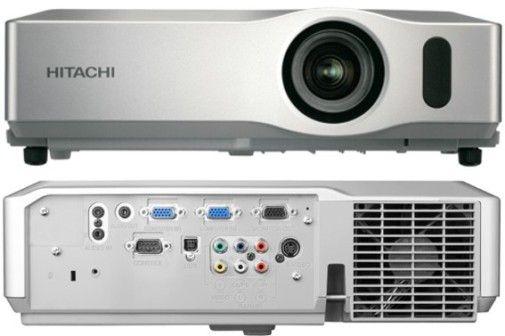 Hitachi Cp X401 Multimedia Lcd Projector 3 000 Ansi