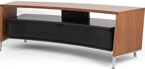 avitech plus crv 1500 wal dw curve tv stand curve collection chrome legs 65 tv size. Black Bedroom Furniture Sets. Home Design Ideas