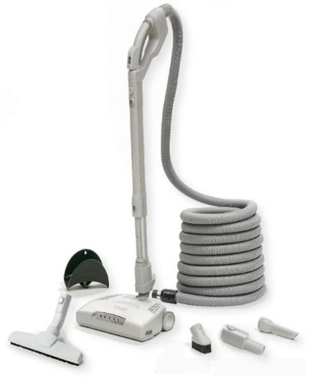 Electrolux CS3500 Electric Tool Kit PT/DC, 35 Feet Hose; Gray; Variable Speed Control; Exceptional cleaning with quiet performance; Crushproof, universal 35 Feet hose; UPC 023169149755 (CS3500A CS3500AKIT CS3500A-VACUUMKIT CS3500A HOSE  ELECTROLUX CS3500A-ELECTROLUX CS3500A-35FT-EL)