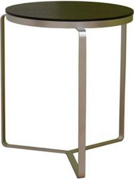 Wholesale Interiors CT011 Sangria Round Accent End Table