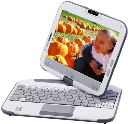 CTL 2GO NL2 Convertible Classmate PC Netbook, Intel Atom N450 1 66