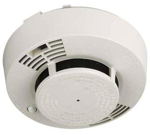 Ktl Cctv Cvb1027hw B W Hardwire Covert Smoke Detector Camera
