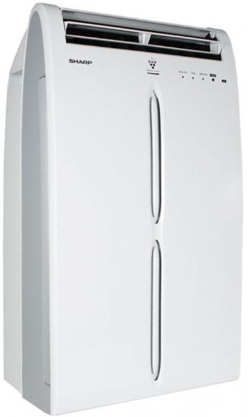 Sharp CV-P10NC Portable Air Conditioner, 10,000 BTU/hr. at ASHRAE 128