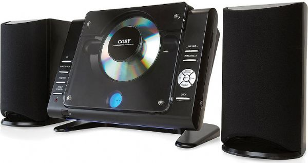 COBY electronic CD Player CD3User Guide m
