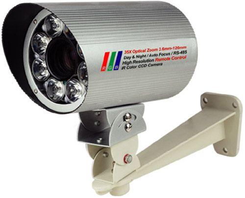 COP-USA CZ100IRRC Bazooka Series 35X Optical Zoom, Day