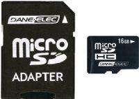 Dane Elec High Speed 16 GB Class 10 Secure Digital Card  DA-SD-1016G-C