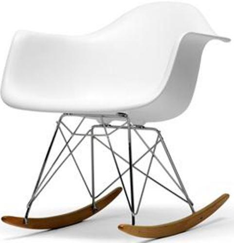 wholesale interiors dc 311w white rocking chair white