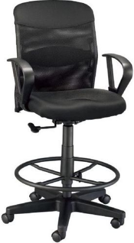 Alvin DC724 40 Salambro Jr. Drafting Chair, 24 Inch Diameter Reinforced  Nylon Base, Dual Wheel Hooded Casters For Easy Mobility, Pneumatic Height  Adjustment ...