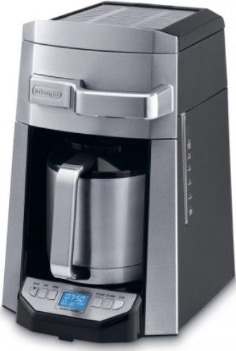 Delonghi Coffee Maker With Timer : Error