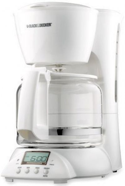 Black & Decker DCM2900W SmartBrew Coffee Maker
