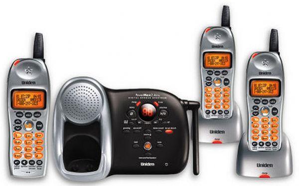 uniden dct648 3 remanufactured 2 4ghz digital expandable system 3 rh salestores com Uniden 6.0 Cordless Phone Manual Uniden Cordless Phone Manual