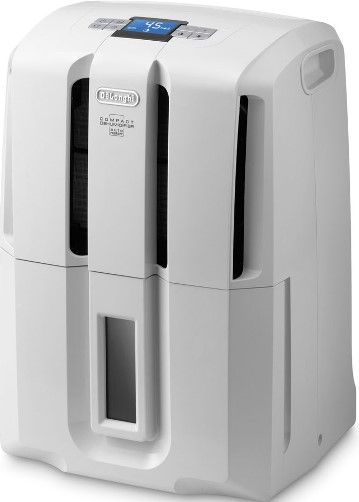 Delonghi Ddse40 Compact Portable Dehumidifier 40 Pints