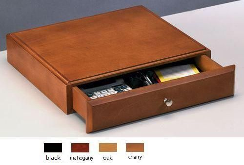 Alfa img showing wood desktop organizer with drawers - Wooden desk organizer with drawers ...