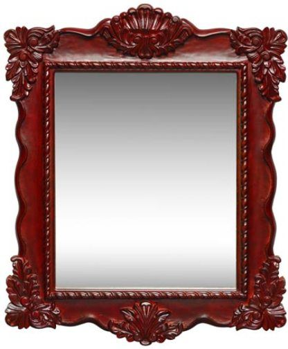 Dreamline DLMBJ-04AC Classic Mirror, Solid wood frames with hand ...