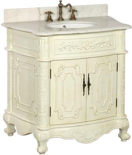 antique bathroom vanity set solid antique white birch wood cabinet