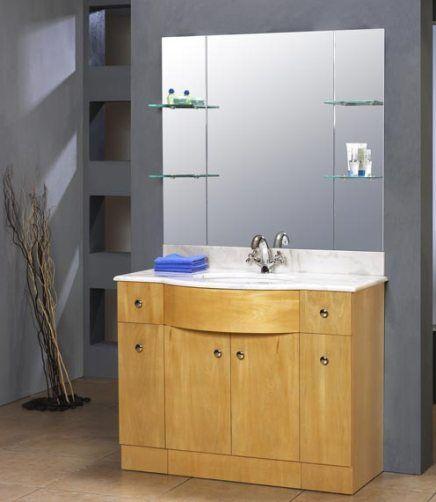 Dreamline DLVRB-314-108-WH EuroDesign Bathroom Vanity ...